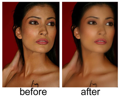 Epic Edits » Archive » Fool-Proof Photoshop Airbrushing for Dummies