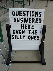 Questions Answered...