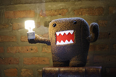 0233 - Domo Lightbulb
