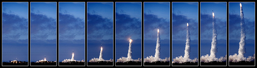 Rocket Launch Sequence