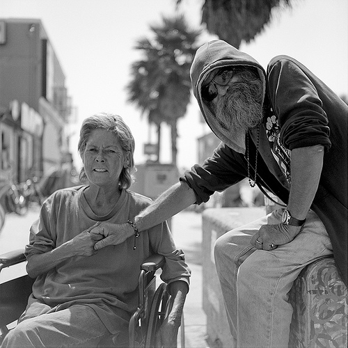 Homeless, Names Unknown