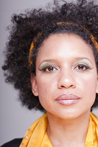 Amazing Portrait of Merunisha Peel