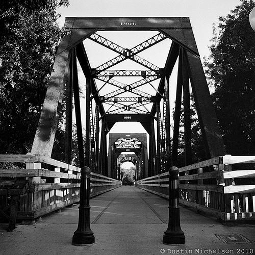 Trestle Bridge, Winters, CA