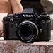 (76) Nikon F3, by Luke Rossin
