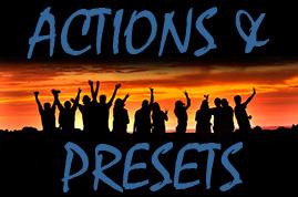 Action and Preset Extravaganza