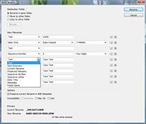 Adobe Bridge Batch Rename 206