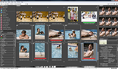 Adobe Bridge Stacks