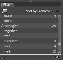 Adobe Bridge White Balance Filter
