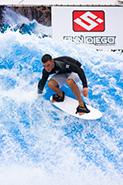 Wavehouse Surfer