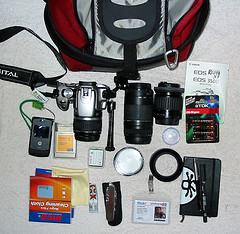 Camera Gear 240