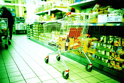 shopping cart, by caste_aka_adrem