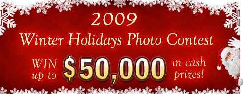 Competico Winter Holidays Photo Contest