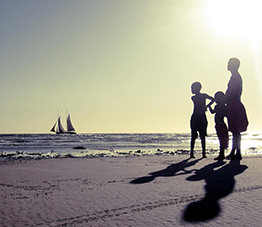 family; Sailing Dreams