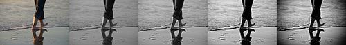 Feet on the Beach Post-Processing