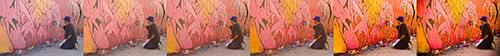 Graffiti Artists Post-Processing