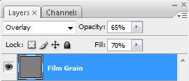 Grain Layer Settings