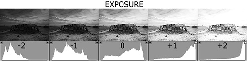 Histogram Exposure 500
