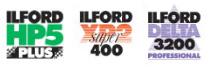 Ilford Films 210