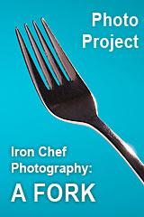 Iron Chef Project Logo