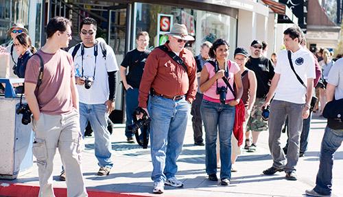 La Jolla Photowalkers
