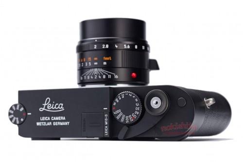 Leica M10-D via Nokishita [Leaked Photograph]