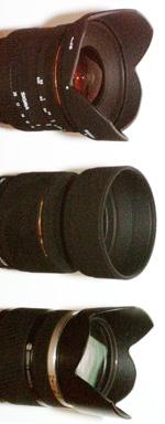 Lens Hoods