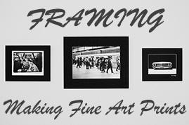 Making Fine Art Prints: Framing