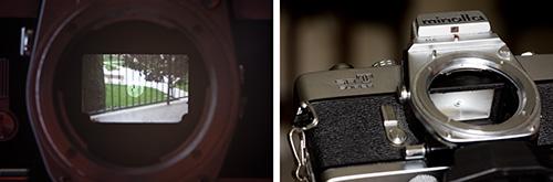 Split Focus Rangefinder