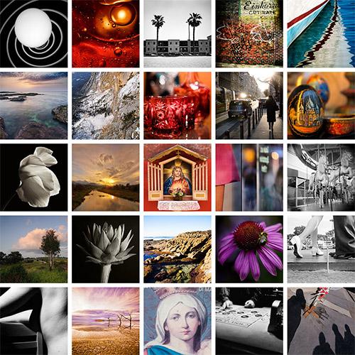 Photoblog Sampler 500