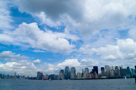 Wide Angle Manhattan