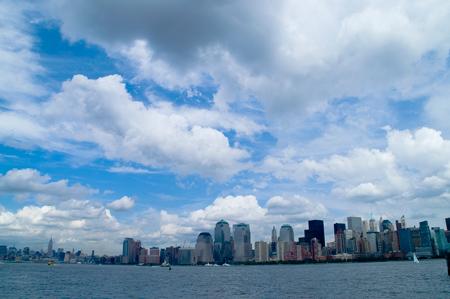 Wide Angle Manhattan
