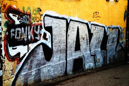 Fonky Jazz Graffiti