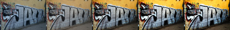 Funky Jazz Graffiti