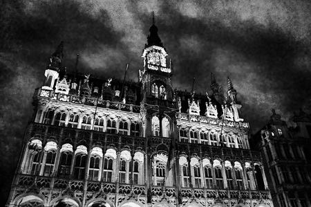 Windows in Brussels