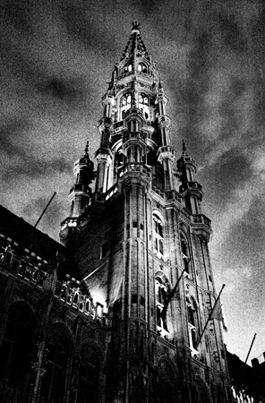 The Tower of Brussels