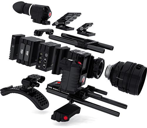 Red Camera 500