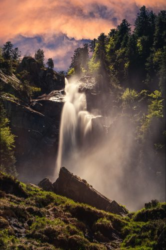 Waterfalls, long exposure, landscapes, and lenses…